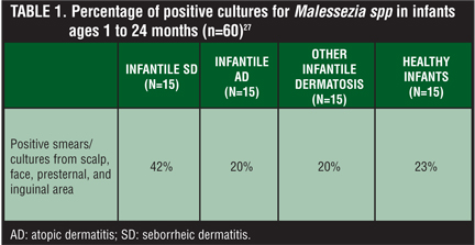 Seborrheic Dermatitis and Malassezia species: How Are They Related?