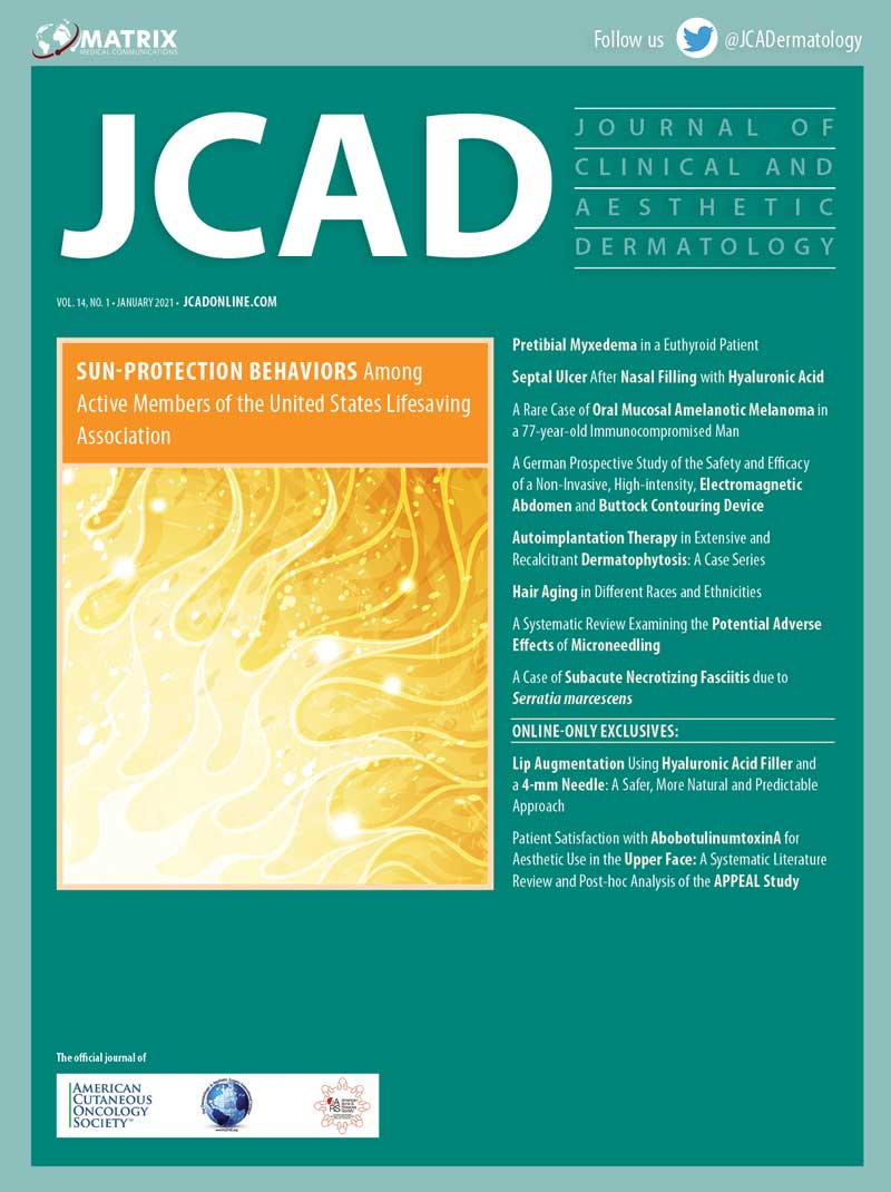 Author Guidelines Jcad The Journal Of Clinical And Aesthetic Dermatology